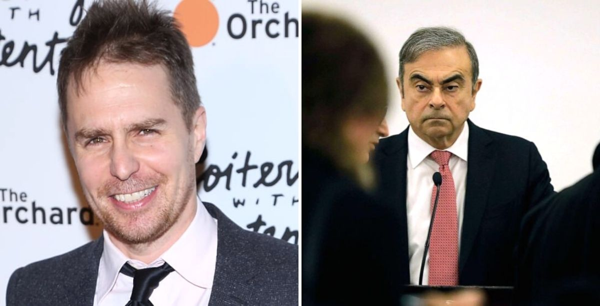 This Hollywood Actor Is Starring In A Movie About Carlos Ghosn's Escape