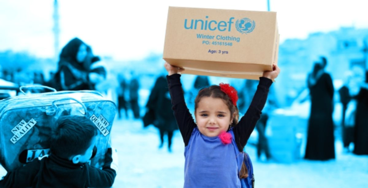 UNICEF Is Giving Cash Assistance To Over 70,000 Children In Lebanon