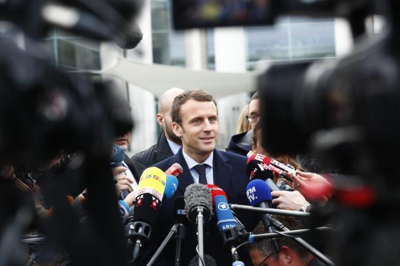 French President Emmanuel Macron has tested positive for coronavirus (COVID-19).