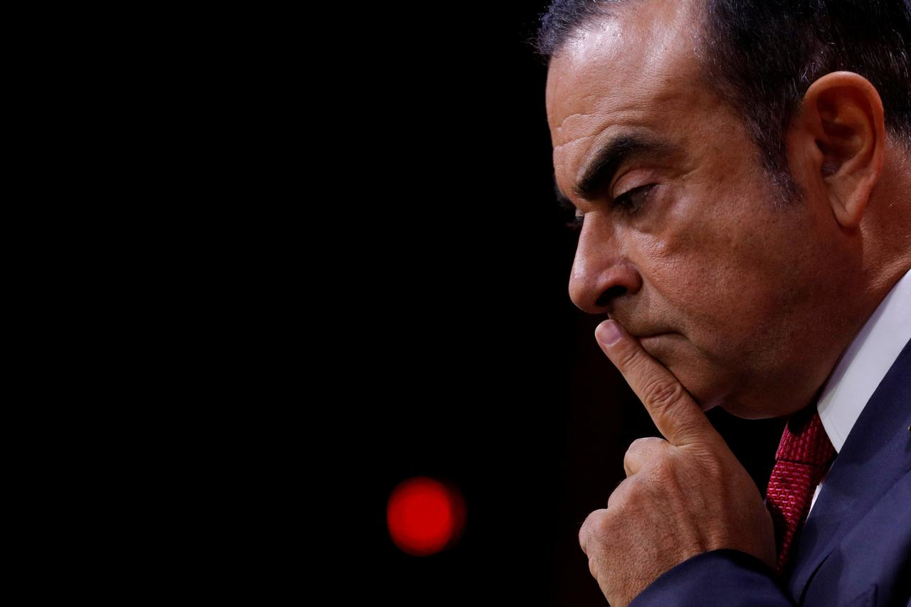 Carlos Ghosn is currently residing in his home in Beirut.