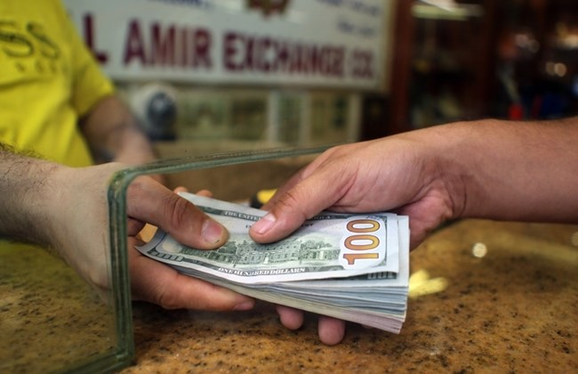 Lebanon has a large amount of frozen U.S. dollar bills that are not valid for exchange.