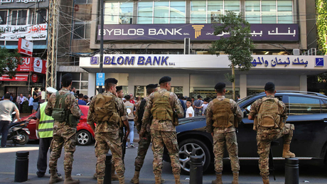 Cyprus Is Taking Measures To Protect Deposits In Lebanese Bank Branches.
