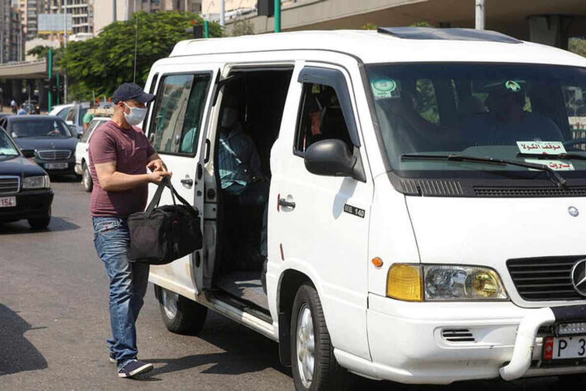 Van and bus drivers in Lebanon will be allowed to resume working starting next week, after their operations were suspended with the onset of the new lockdown.