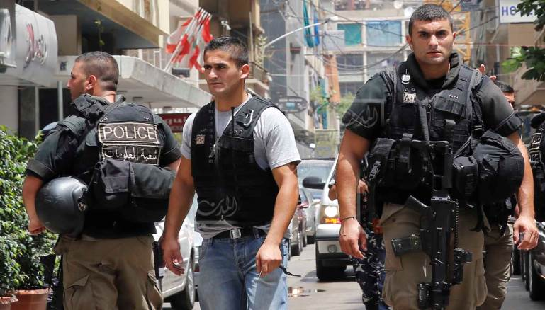 Security forces caught a 40-year-old man who later confessed to molesting minors in Lebanon.