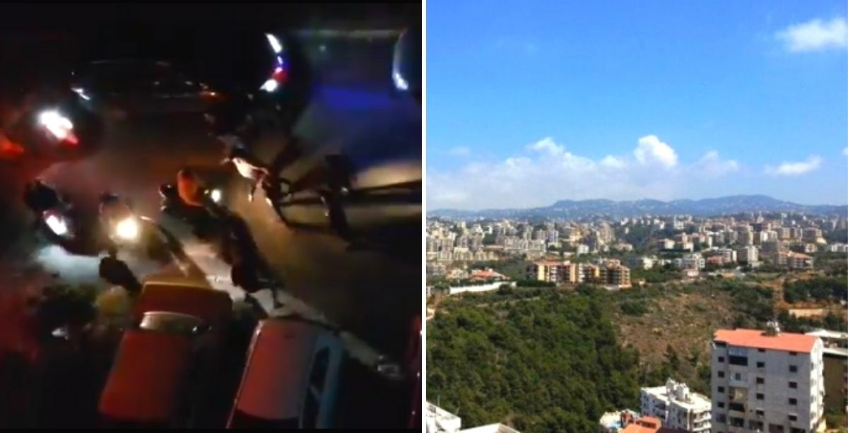 An Armed Clash Just Erupted In A Village In Mount Lebanon