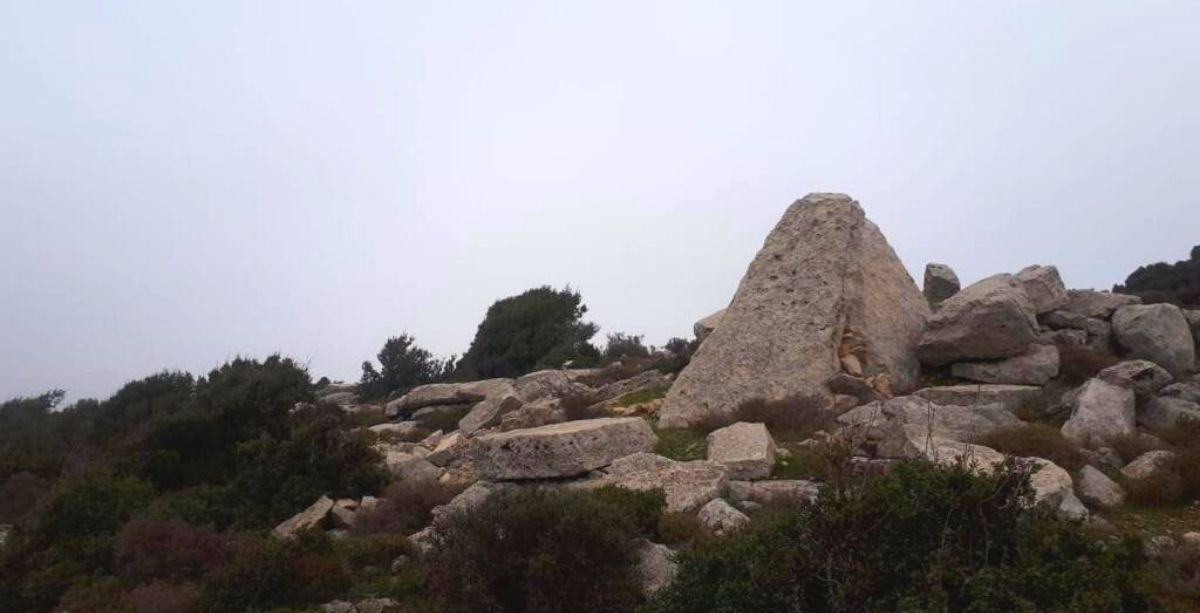 Ancient Megalithic Burial Discovered In North Lebanon