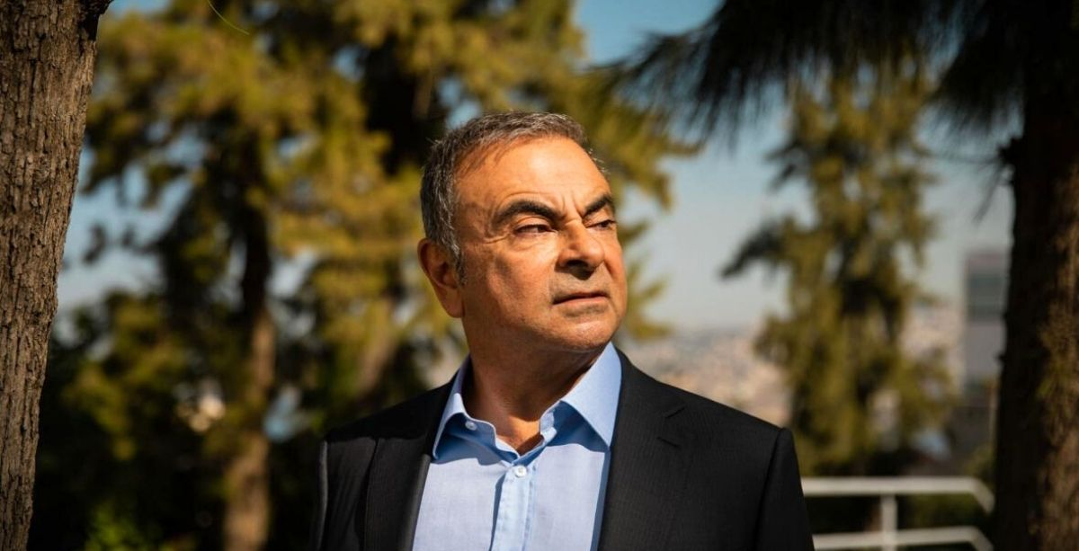 Carlos Ghosn Wonders Why Japanese Don't Question Him In Lebanon