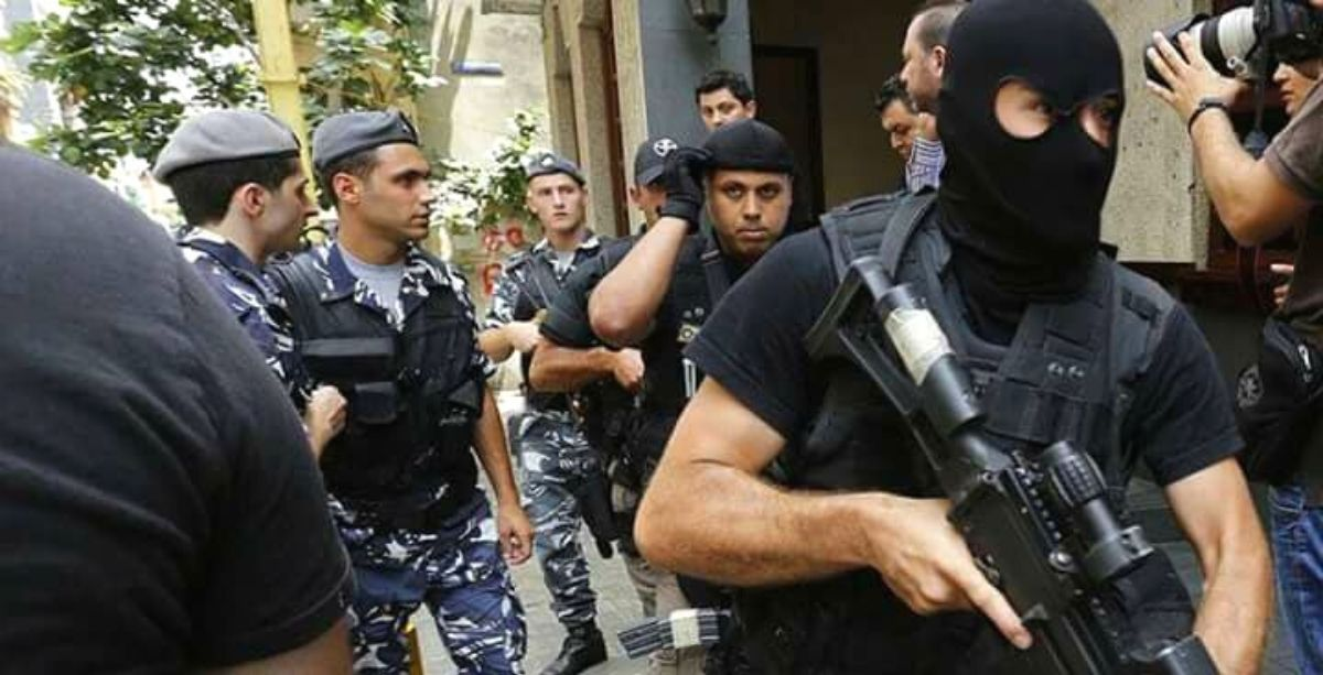 Child Molester Lured Into A Trap By Security Forces In Lebanon