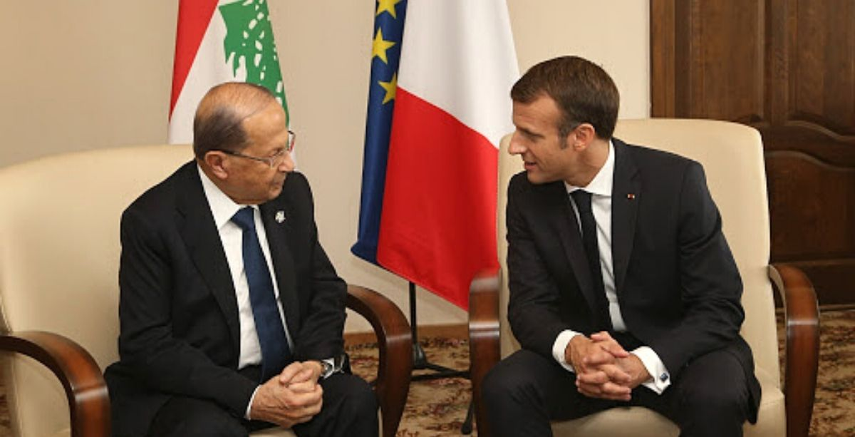 France Plans To Send A Special Envoy To Help Gov't Formation In Lebanon