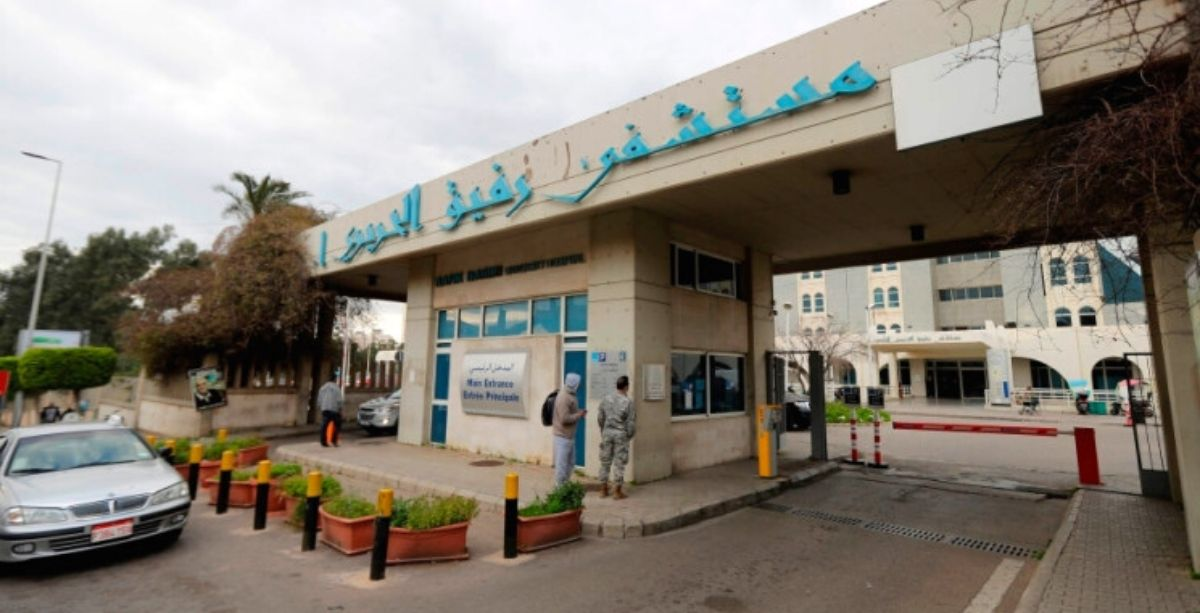 Lebanese hospitals' stock of fuel is only sufficient to cover their needs for a maximum of two days, the Syndicate of Hospitals in Lebanon warned.