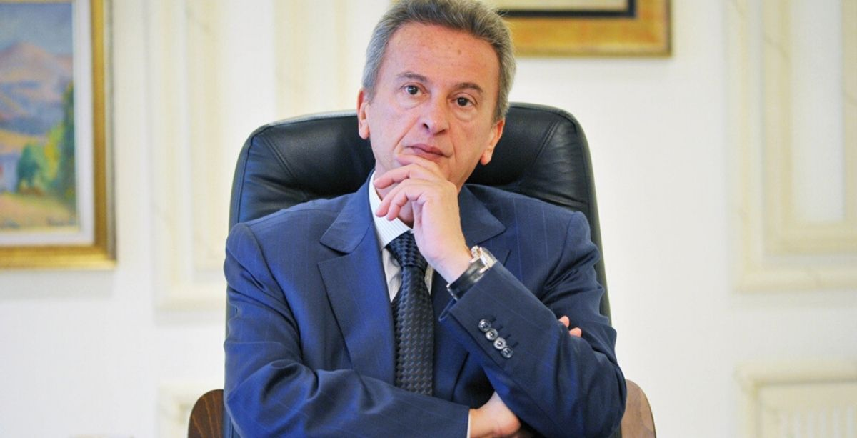 "Lebanese Central Bank Governor Riad Salameh Said Lira/USD Peg ""Is Finished"""