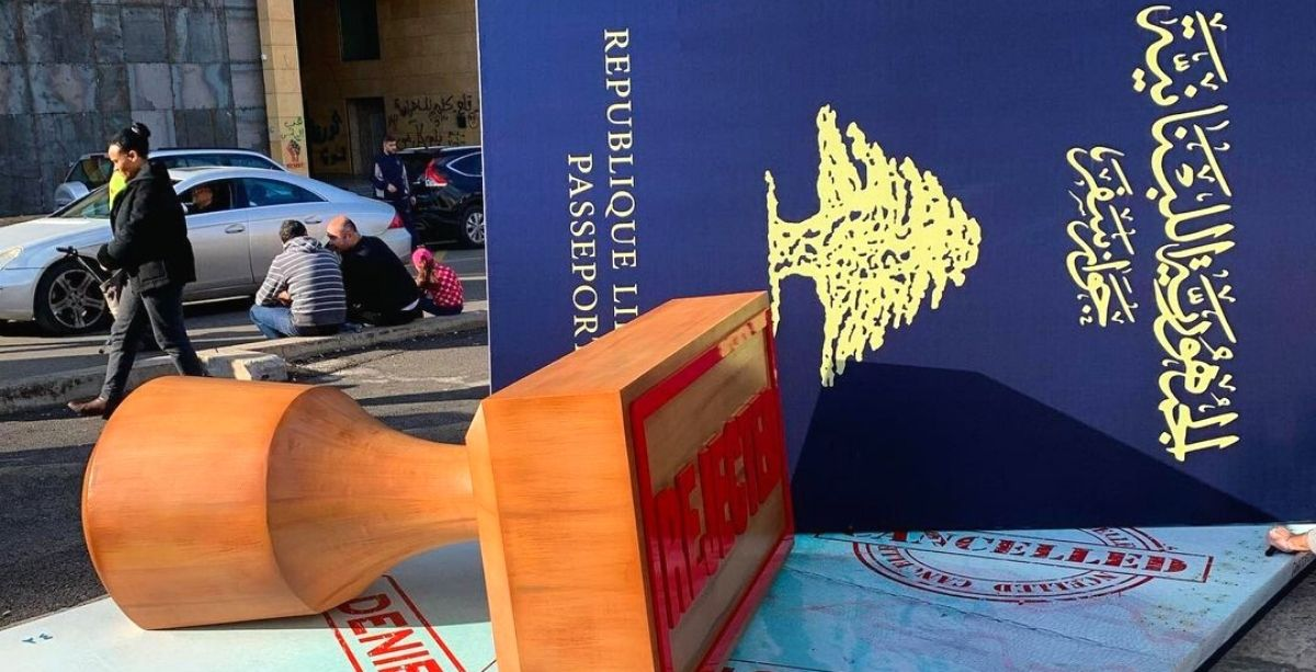 Lebanese Passport Ranks Among 20 Weakest Passports In 2021