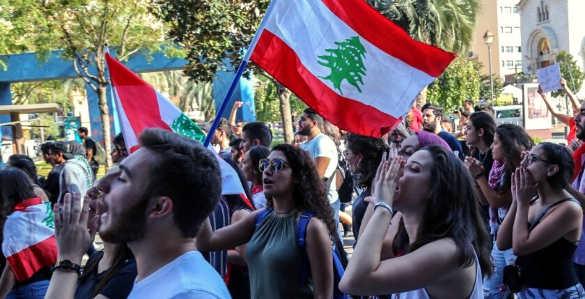Lebanese students abroad have been struggling from worsening living conditions.