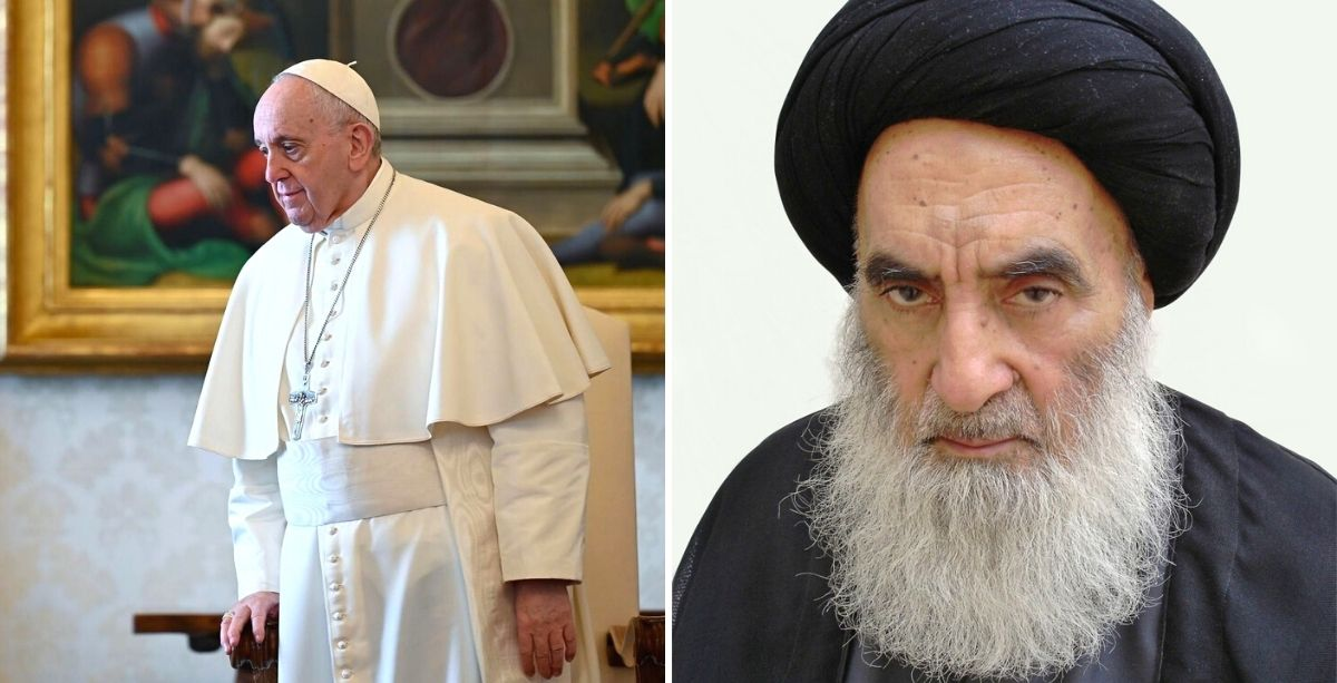 Pope Francis Will Meet With Top Shiite Cleric In Upcoming Iraq Visit