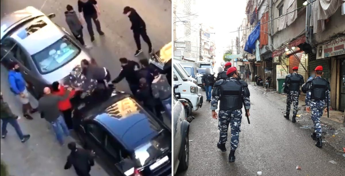The Man Who Beat A Lebanese Policeman Was Just Arrested