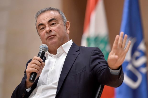 Carlos Ghosn is open to questioning in Lebanon by the Japanese.