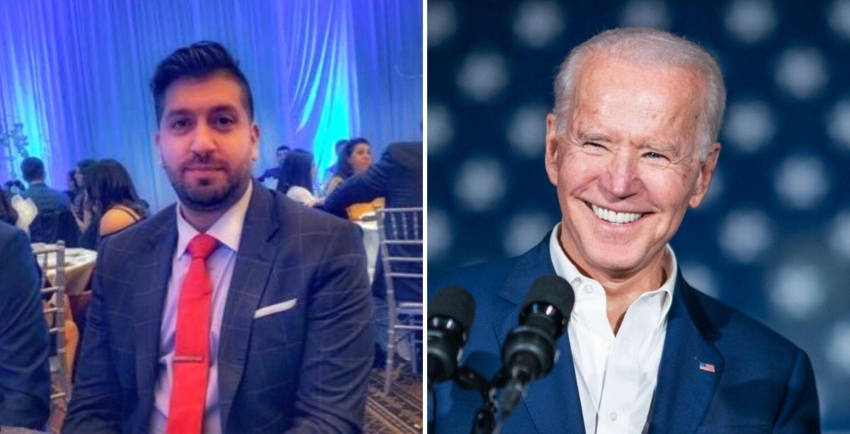 Biden Just Appointed A Lebanese In The Department Of Labo