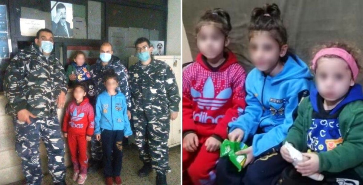Children In Lebanon Saved From Grandmother's Torture & Abuse