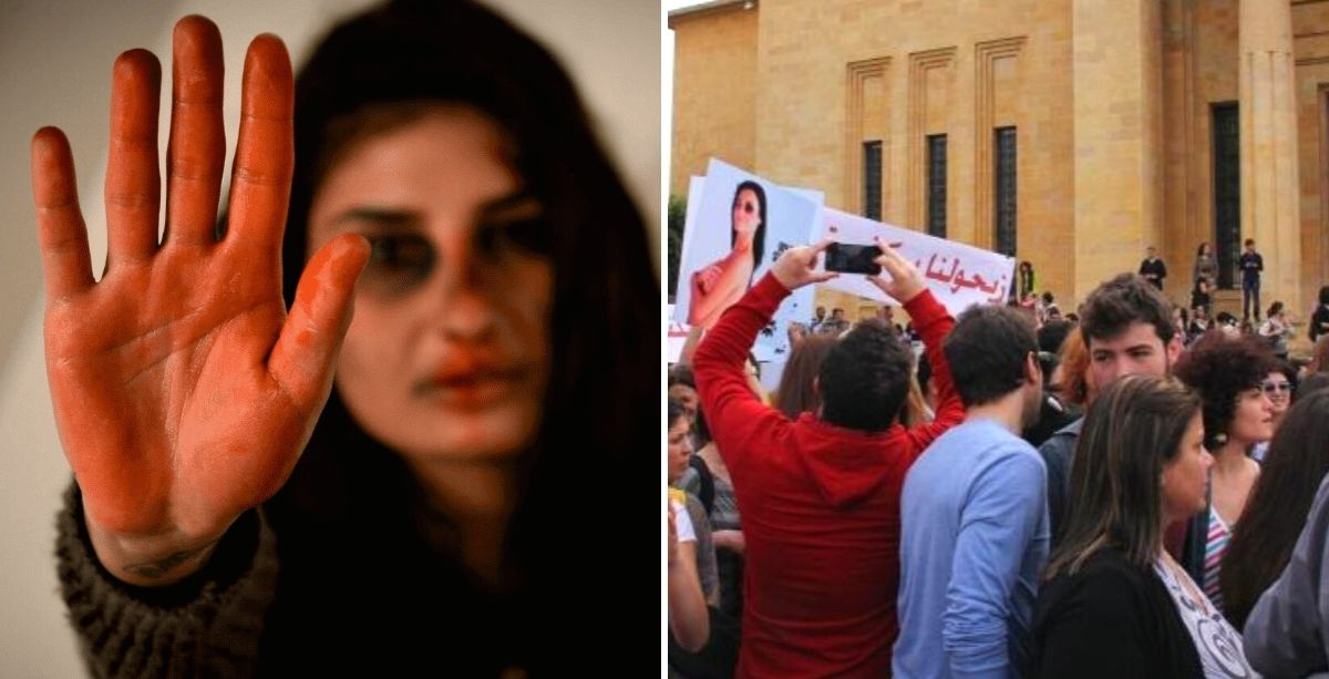 Domestic Violence Soars By Nearly 97% In Lebanon