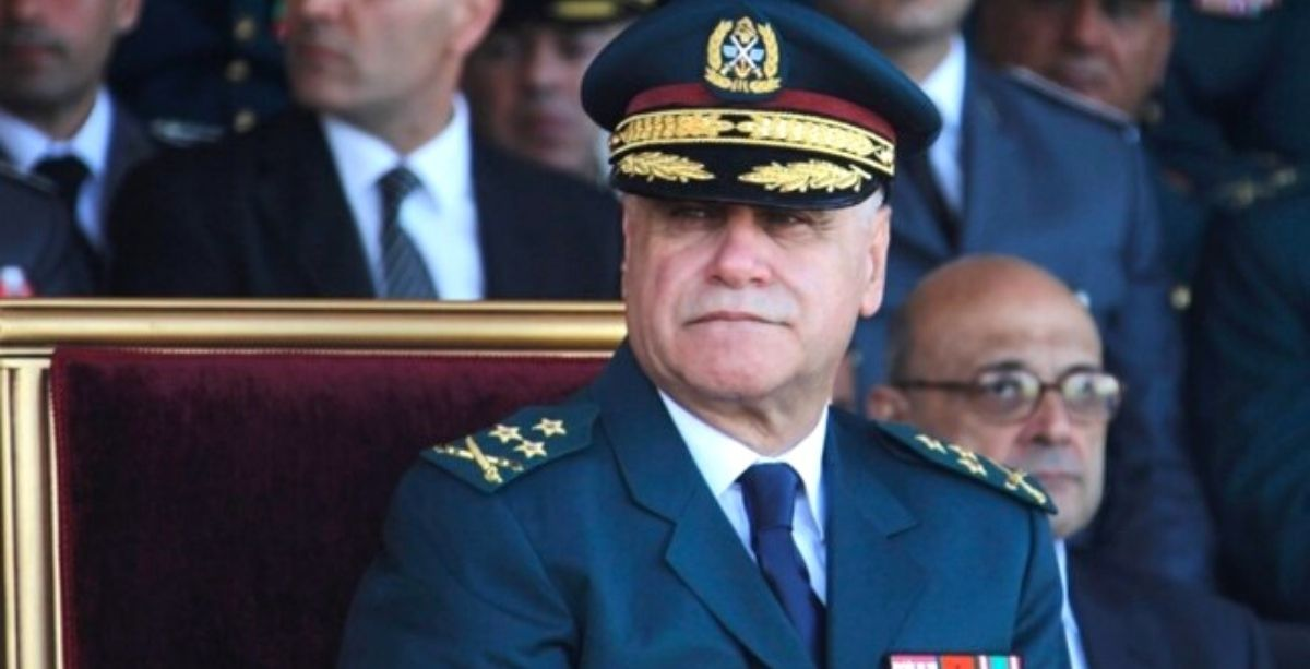 Former Lebanese Army Commander Just Testified Over Beirut Blast