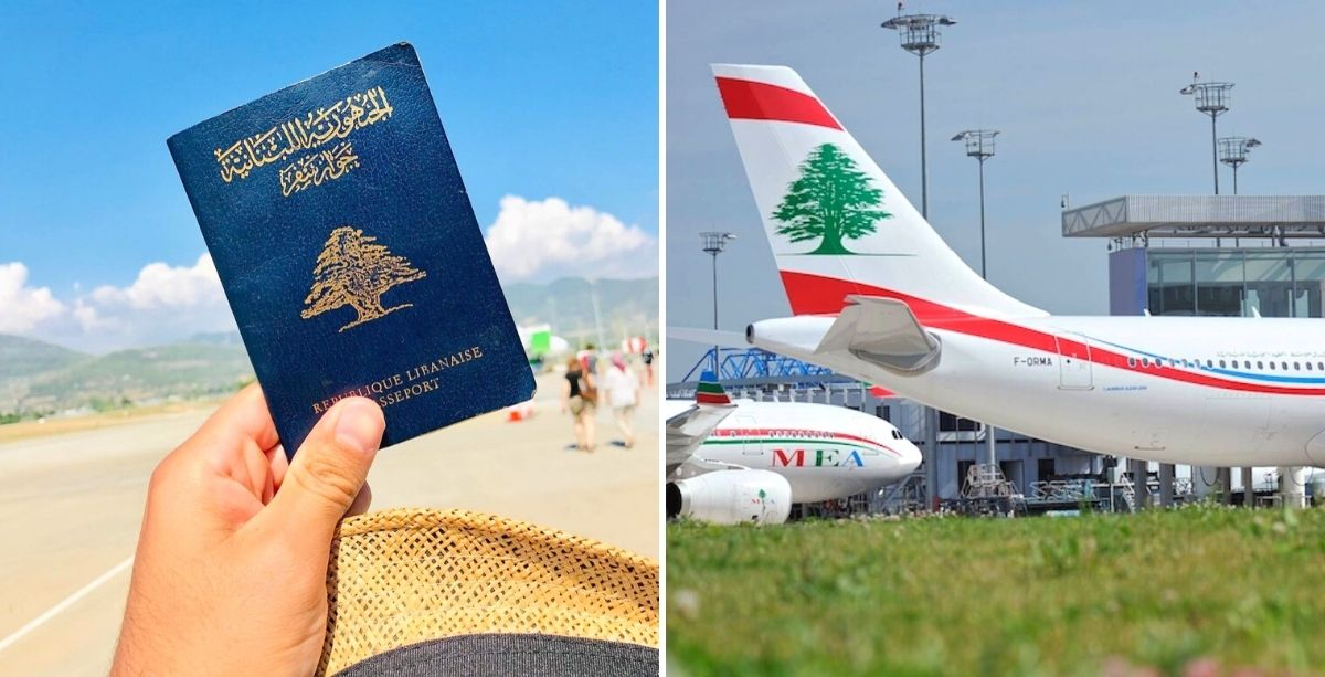 "Lebanese Government Wants To Charge Fees For Passports With ""Special"" Numbers"