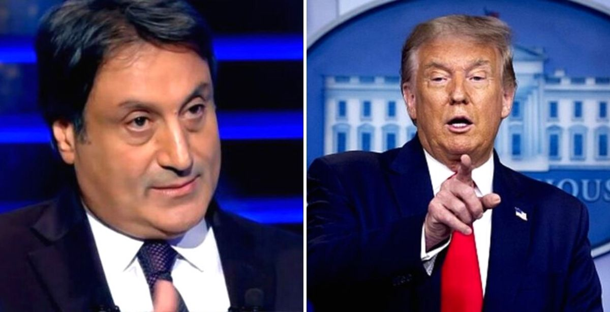 Michel Hayek's Prediction About Trump May Have Just Taken Place