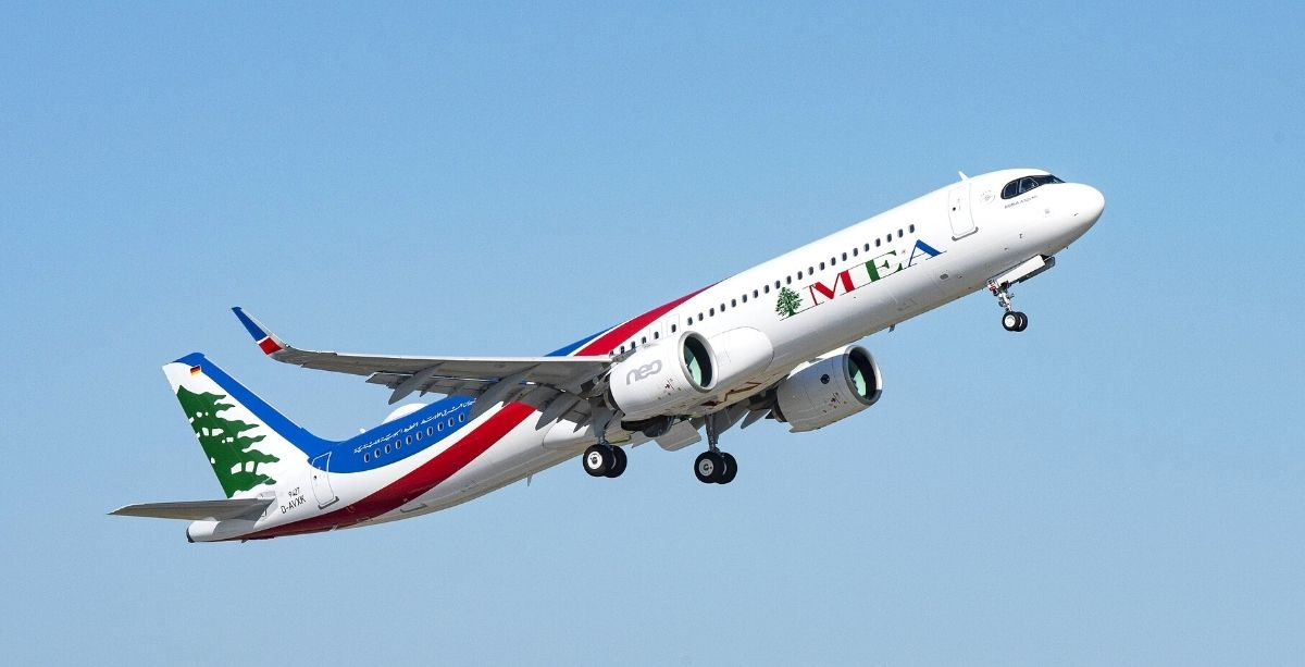 Middle East Airlines Will Cut The Number Of Flights To Paris By Half