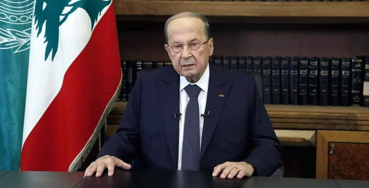 President Michel Aoun & His Wife Just Got Vaccinated