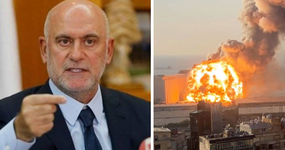 Judicial investigator Judge Tarek Bitar has issued an arrest warrant for former Lebanese Public Works Minister Youssef Fenianos over the Beirut Port Explosion.