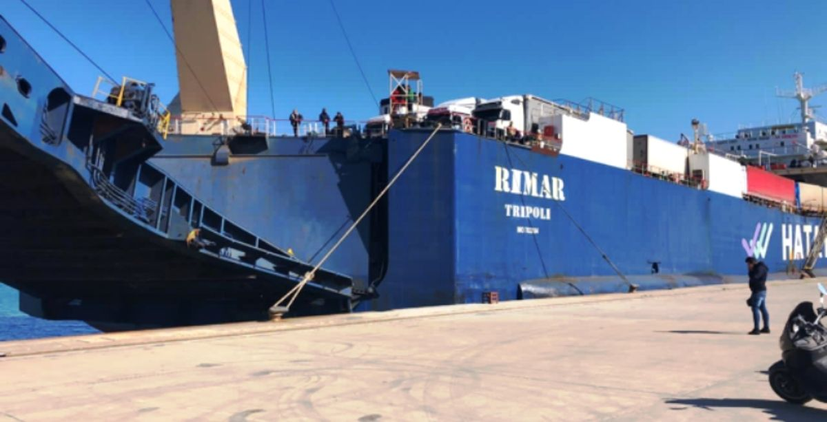 132 Tonnes Of Oxygen Just Arrived In Lebanon, More To Come