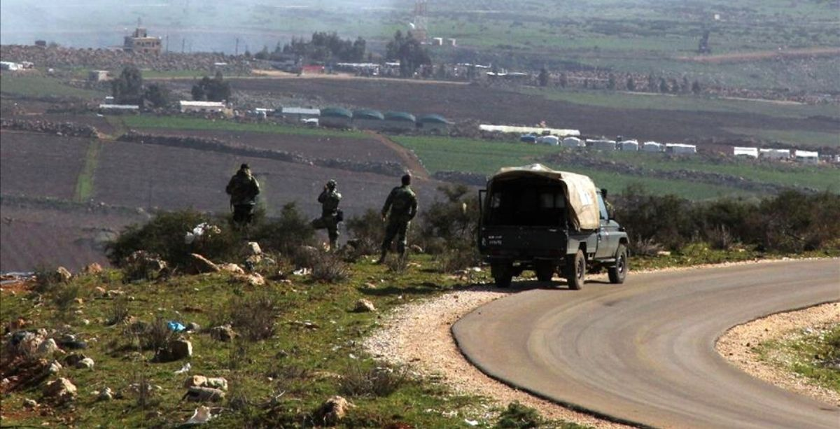 50 Israeli Soldiers Spotted At Border With Lebanon