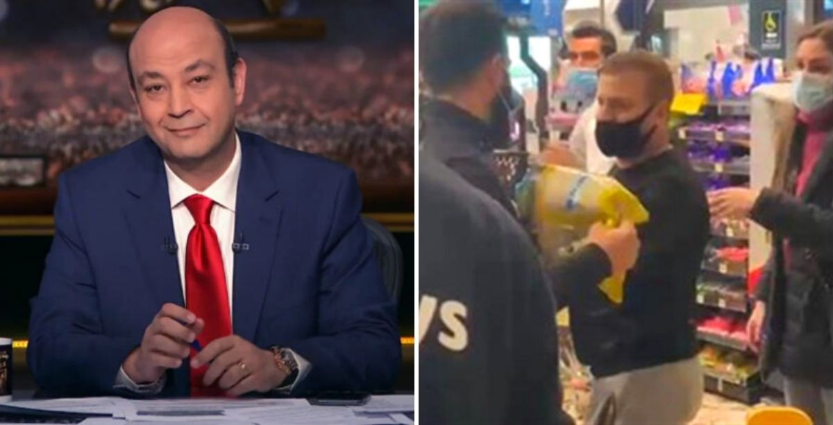 Baffled Egyptian TV Host Reacts To The Supermarket Fight In Lebanon