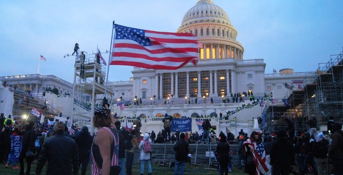 Lebanese-American Detained Over U.S. Capitol Police Assault Charges
