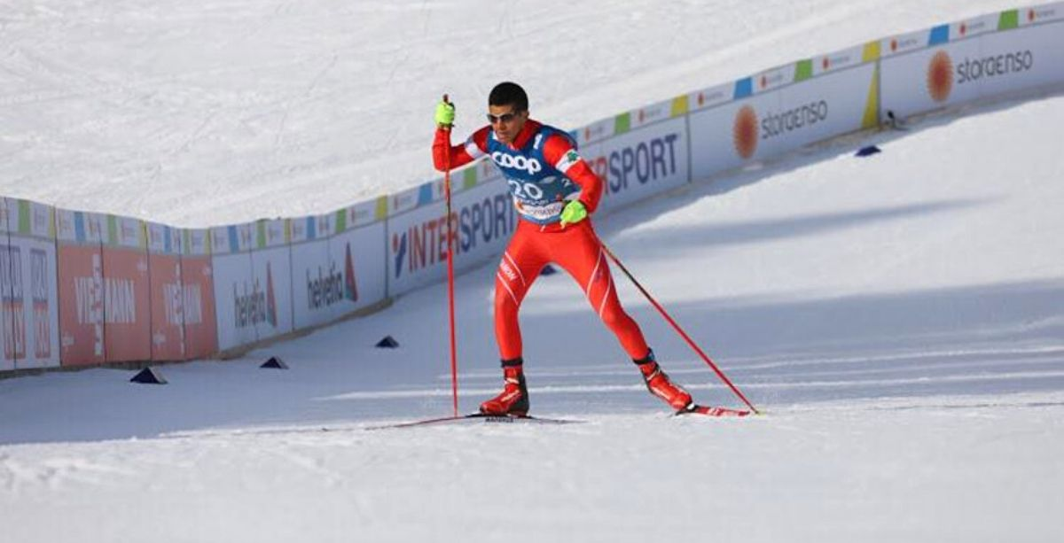 Lebanese Skier Elie Tawk Just Qualified For 2022 Winter Olympics