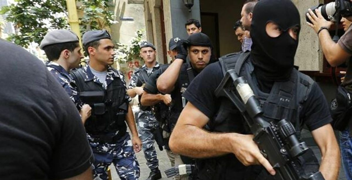 Lebanese Soldier Hands Himself In After Allegedly Shooting 2 People Dead