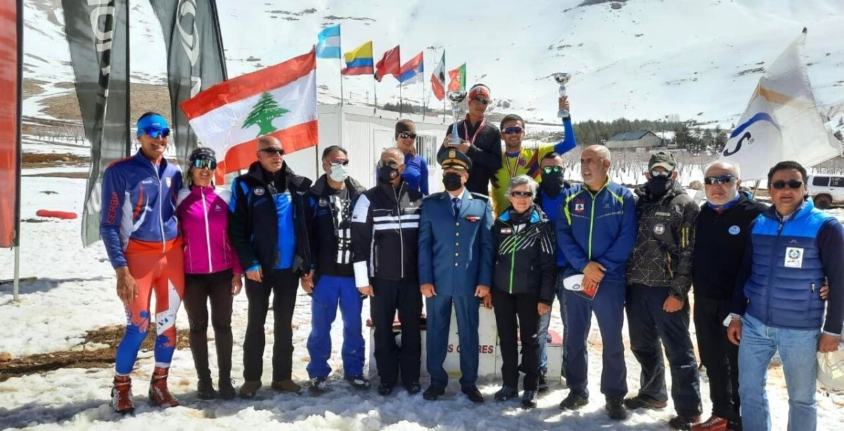 Lebanon Just Won The International Ski Championship It Hosted