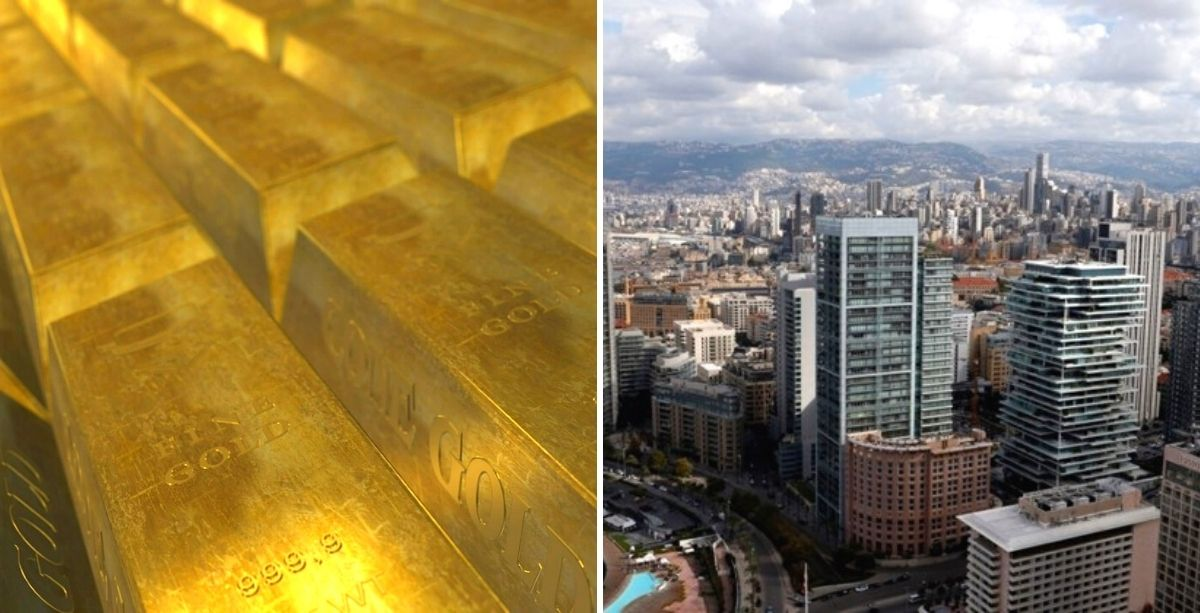 Lebanon Ranks 20th In Global Gold Reserves