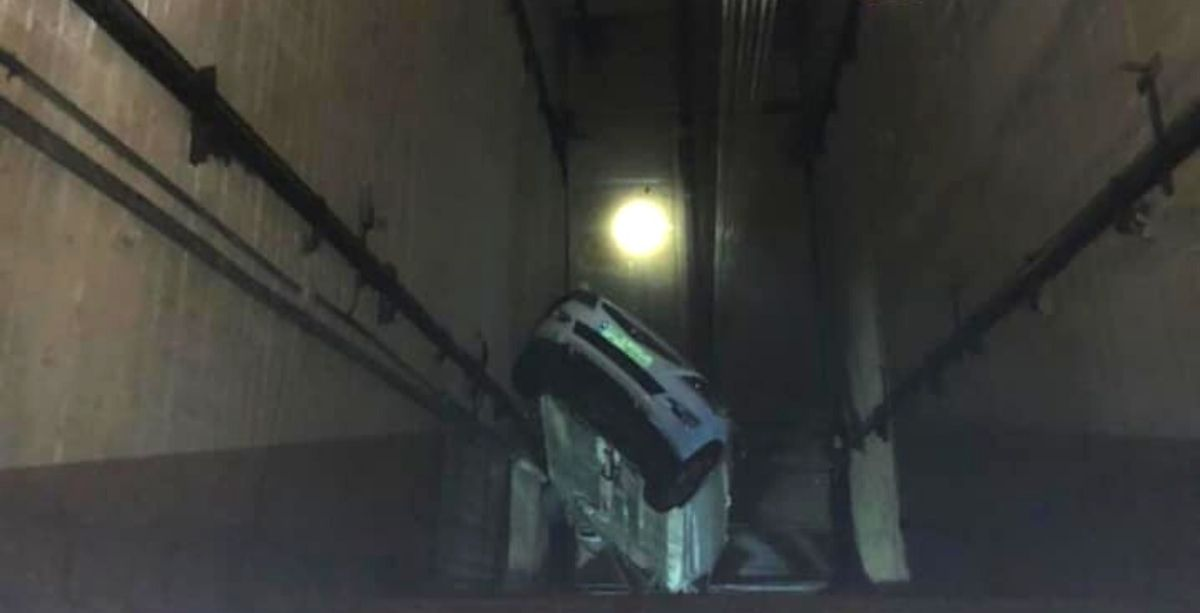 Man Falls 10 Meters Into Car Elevator Shaft In A Hotel In Lebanon