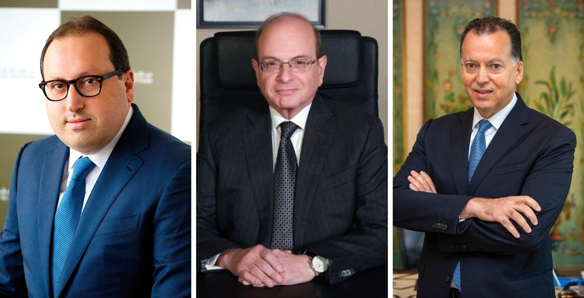 Meet The 3 Lebanese Ranked Among Top CEOs By Forbes