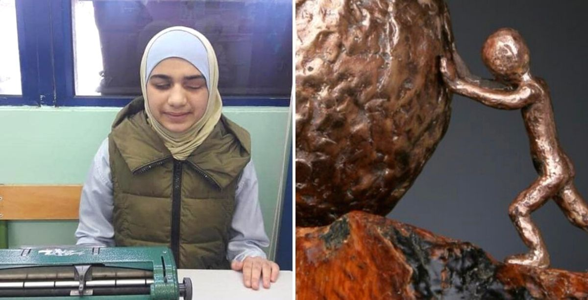 Meet The Teen Who Will Represent Lebanon At International Children's Peace Prize