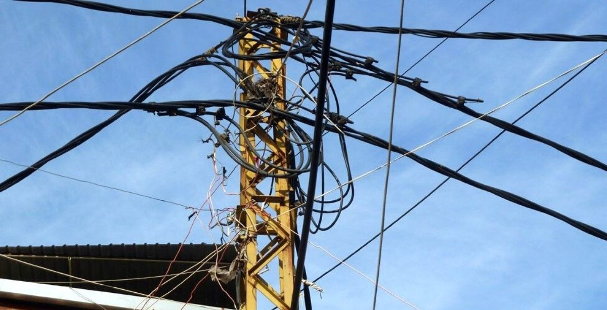 Power Line Thieves Are Causing Blackouts In Some Lebanese Areas