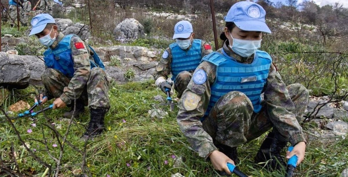Here's Why UNIFIL Is Installing New Cameras In South Lebanon