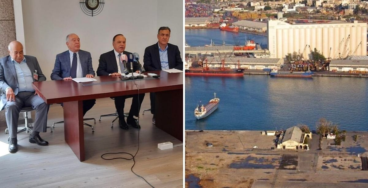 Lebanese Contractors Present Plan To Redevelop Beirut Port Without Any State Expenses