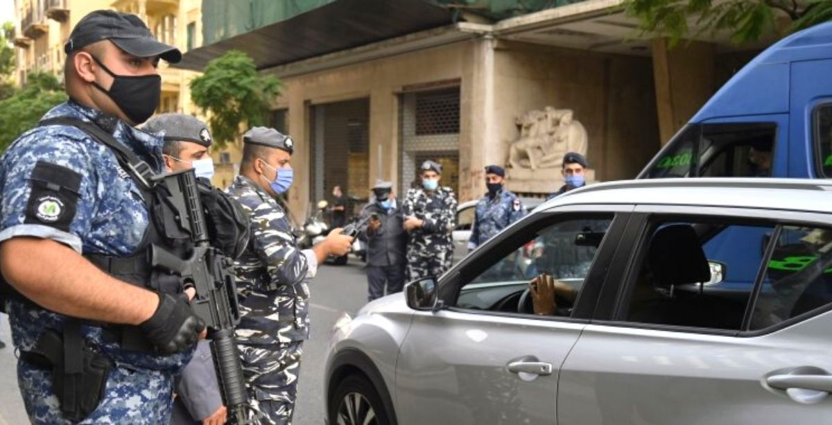 Lebanon Records 2,500 New COVID-19 Cases & 43 Deaths