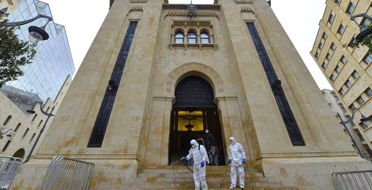 Lebanon Records New COVID-19 Infections and & Deaths