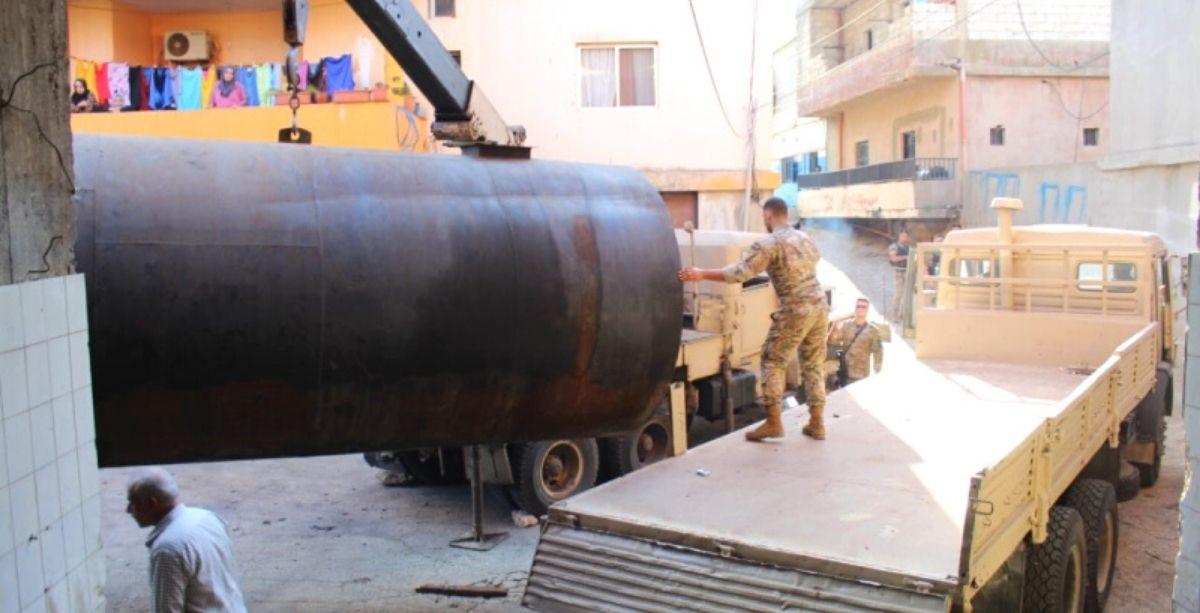 Lebanon's Energy Minister Blames Smuggling To Syria For Gasoline Crisis