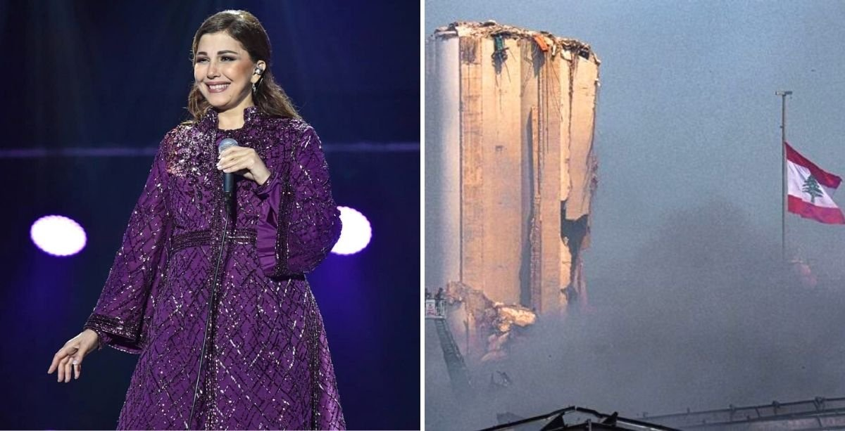 Majida El-Roumi Was Asked To Sing At Post-Blast Beirut Port, Here's What She Said