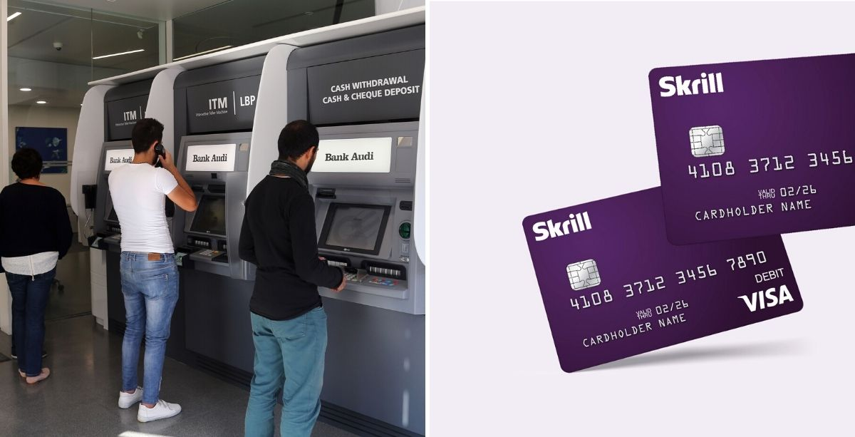 Skrill Will Stop Working In Lebanon Within Days