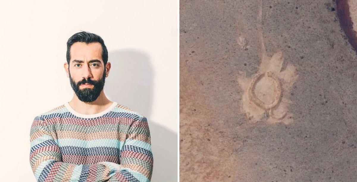 Lebanese Designer Patrick Semaan Found The Alphabet In Lebanon's Landscape