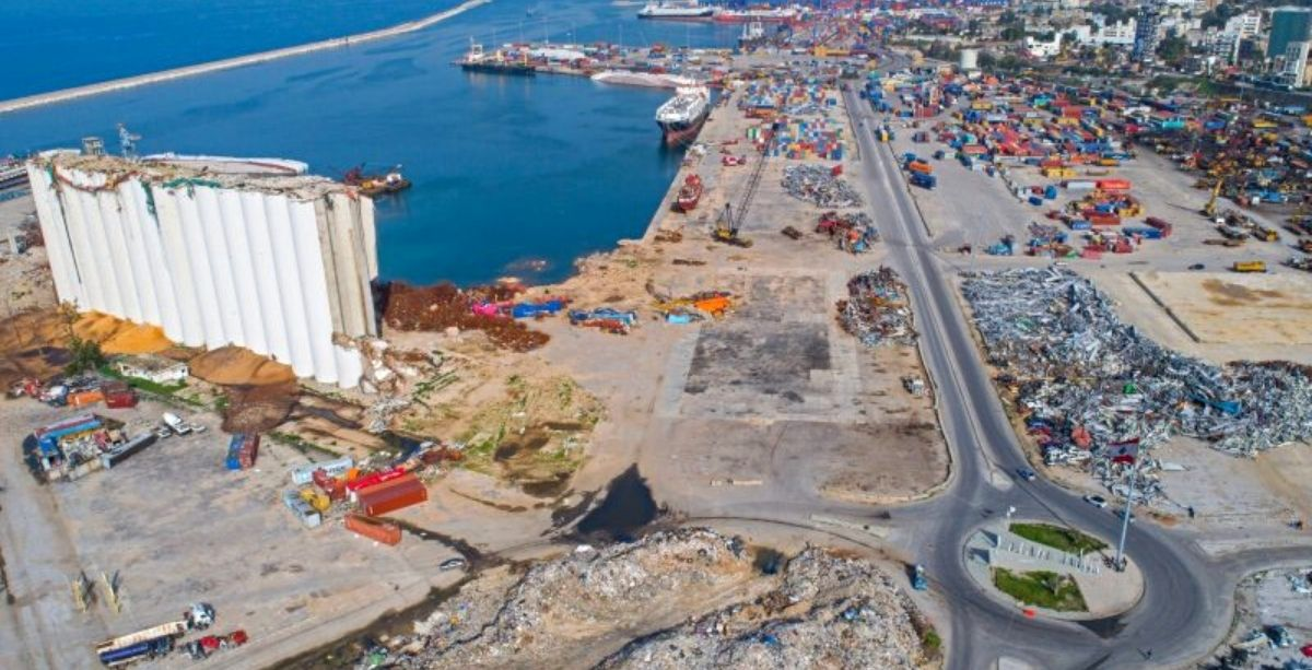 What We Know About The German Beirut Port Redevelopment Proposal